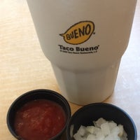 Photo taken at Taco Bueno by Larry C. on 8/19/2012