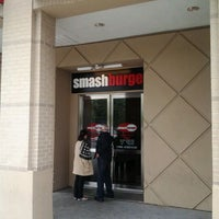 Photo taken at Smashburger by Rob C. on 5/8/2012
