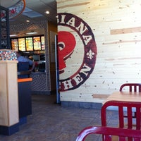 Photo taken at Popeyes by Whitney R. on 5/3/2012