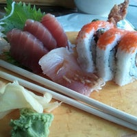 Photo taken at Nishiki Sushi by Kyla A. on 5/23/2012