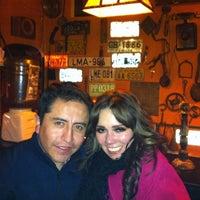 Photo taken at La Choperia by Raul Gustavo V. on 5/21/2012