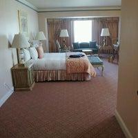 Photo taken at The Little America Hotel by matt s. on 4/9/2012