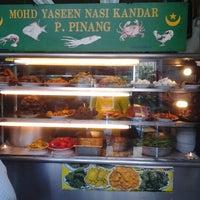 Photo taken at Mohd Yaseem Nasi Kandar by Ismail B. on 7/20/2012