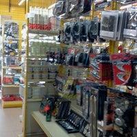 Photo taken at Mr DIY by Carmen S. on 3/4/2012