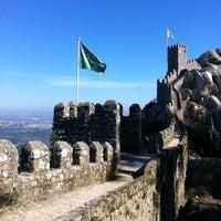 Foto tomada en Castillo de los Moros por Bruno G. el 2/25/2012