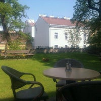 Photo taken at Restaurace Lavička by Jirka H. on 4/30/2012