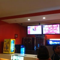 Photo taken at Cinemex by Ezpermon on 4/9/2012