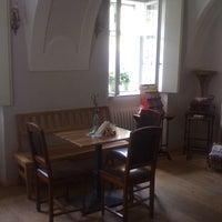 Photo taken at Café Fara by Jan D. on 7/18/2012