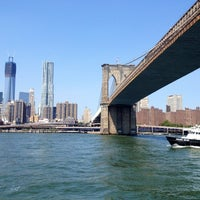 Photo taken at East River by Salvador B. on 9/1/2012