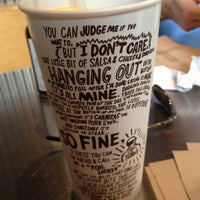 Photo taken at Chipotle Mexican Grill by Alexandra A. on 4/26/2012