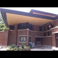 Photo taken at Frank Lloyd Wright Robie House by Jasmine D. on 7/21/2012