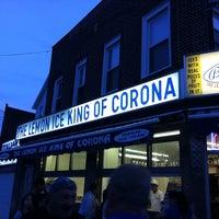 Photo taken at The Lemon Ice King of Corona by Jesus C. on 9/2/2012