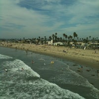 Photo taken at Ocean Beach Surf and Skate by Andrea on 8/15/2012