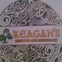 Foto tomada en Keagan's Irish Pub and Restaurant por Tracy G. el 6/14/2012
