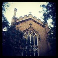 Photo taken at The Church of the Holy Trinity by Alex F. on 9/11/2012