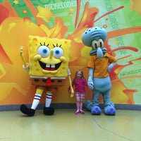Photo taken at Nickelodeon Universe® by Bryce P. on 5/26/2012