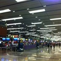 Photo taken at Terminal 1 Departure Hall by Mazaki T. on 7/24/2012