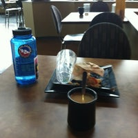 Photo taken at East Campus Dining Hall by Andrew M. on 8/25/2012