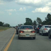 Photo taken at I-96 by Ellis K. on 7/15/2012