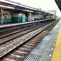 Photo taken at Keisei-Ōkubo Station (KS27) by Hiroaki K. on 8/13/2012