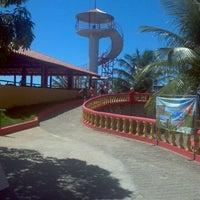 Foto tirada no(a) Mirante da Praia do Gunga por André D. em 4/27/2012