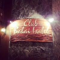 Photo taken at Club Balai Isabel by Grace P. on 8/4/2012