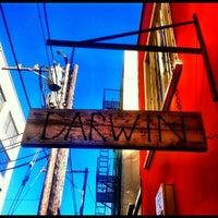 Photo taken at Darwin Cafe by Nimisha on 4/14/2012