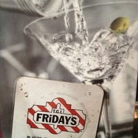 Photo taken at TGI Fridays by Helen D. on 5/7/2012