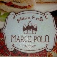Photo prise au Marco Polo Gelateria & Caffè par Diego L. le7/2/2012