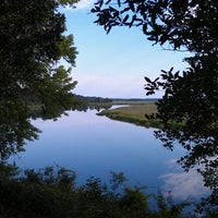Photo taken at Middleton Place by Michael W. on 6/22/2012