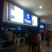 Photo taken at Cinépolis by JuLiian G. on 4/1/2012