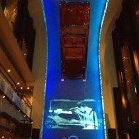 Photo taken at Hard Rock Cafe Lisbon by Patrick d. on 4/6/2012