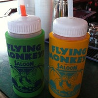 Photo taken at Fogarty's and Flying Monkey's by Michaela O. on 8/16/2012