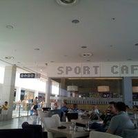 Photo taken at Sport Cafe by Aleksandr Z. on 8/6/2012