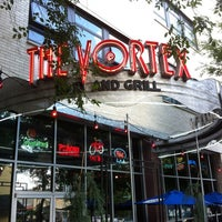 Photo taken at The Vortex Bar & Grill by Yates K. on 6/13/2012