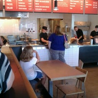 Photo taken at Chipotle Mexican Grill by Travis F. on 7/25/2012