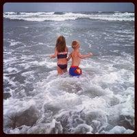 Foto tomada en Wildwood Crest Beach por Alex el 8/11/2012