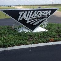Photo taken at Talladega Superspeedway by Brad on 8/14/2012