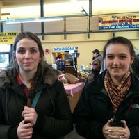 Photo taken at Halifax Historic Farmer's Market by Hannah B. on 2/25/2012