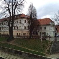 Photo taken at Ljubljana Gardens Apartment by tamas x. on 3/18/2012