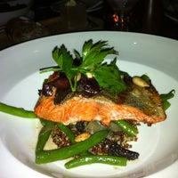 Photo taken at Dahlia Lounge by Shelley K. on 7/17/2012