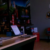 Photo taken at SportClips by Curtis P. on 4/16/2012