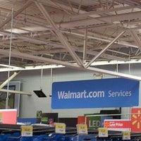 Photo taken at Walmart Supercenter by Chris S. on 7/29/2012