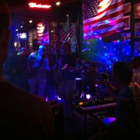 Photo taken at Greens Irish Pub by Marvin A. on 7/4/2012