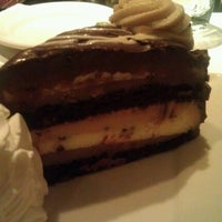 Photo taken at The Cheesecake Factory by Pamela M. on 7/14/2012