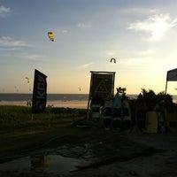 Photo taken at K08 Kite Surf Club by Marcio M. on 2/17/2012
