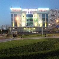 Photo taken at ТРК «Крылатский» / Krylatsky Mall by Екатерина З. on 6/14/2012