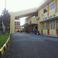 Photo taken at SM Vokasional Batu Pahat by Muhammad J. on 2/22/2012
