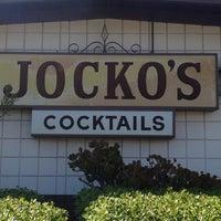 Photo taken at Jocko's Steak House by Toni F. on 8/26/2012