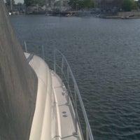 Photo taken at Sheboygan Harbor Center Marina by Julie C. on 7/21/2012